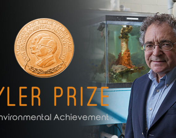 Paul Falkowski tyler award