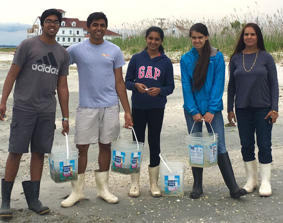 Rutgers University Marine Field Station Outreach 2017