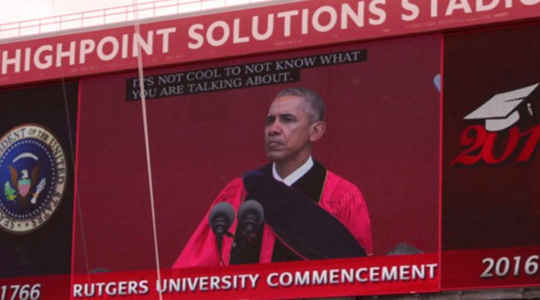 Graduation-2016 President Obama