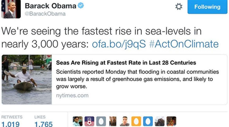 Obama-Tweet-Rutgers-Study