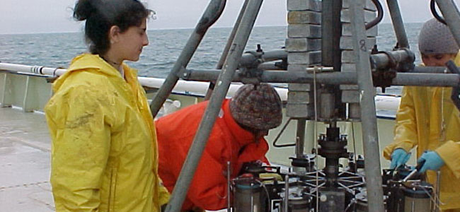 Climate Variability Ocean Heat Content Role in Past Climate Change