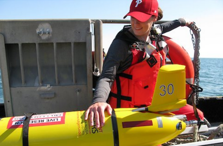 Rutgers Leads $1.5 Million Project for Ocean Acidification Monitoring on the U.S. Northeast Shelf