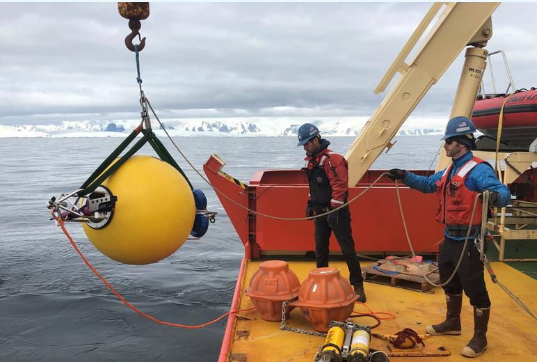 Rutgers Scientists Begin Their Summer Research… in Antarctica