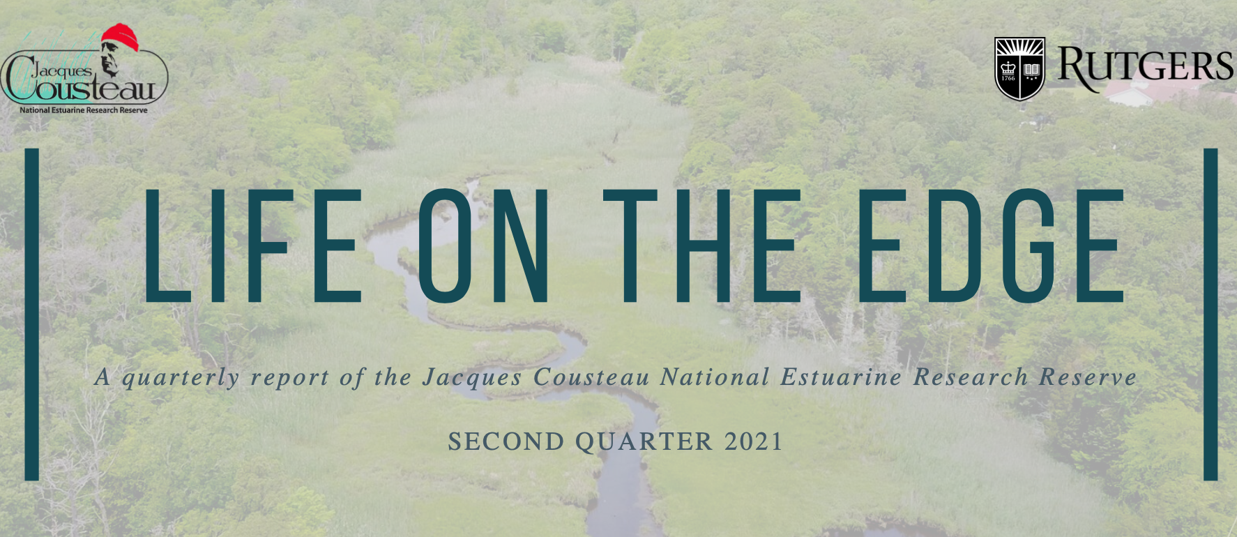 JC NERR's Life on the Edge Report – Second Quarter 2021