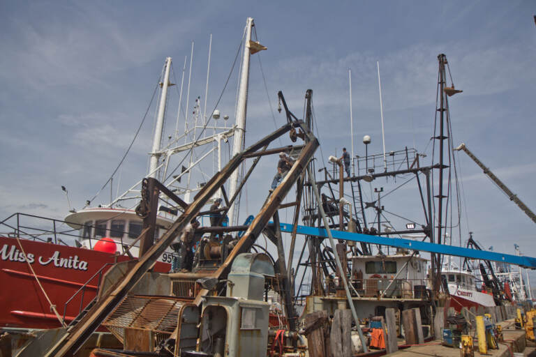 Jersey Shore's fishing industry wonders: Can it coexist with planned massive wind farms?