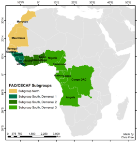 Mapping Africa's fish stock boundaries | Christopher M  Free